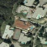 Angie Dickinson's House (Yahoo Maps)