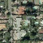 Jamie Foxx's House (former) (Yahoo Maps)