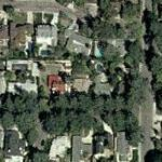 Billy Ray & Miley Cyrus' House (former) (Yahoo Maps)
