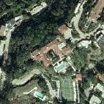 Paul Allen's House (Yahoo Maps)