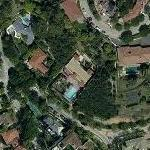 Laurence Fishburne's House (Yahoo Maps)