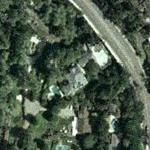 Cuba Gooding, Jr.'s House (Yahoo Maps)