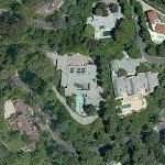 Vidal Sassoon's House (Yahoo Maps)