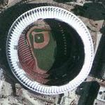 Busch Memorial Stadium (Demolished 2005) (Yahoo Maps)