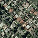 Robbie Robertson's House (Yahoo Maps)