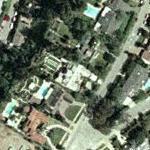 Patrick Stewart's House (former) (Yahoo Maps)