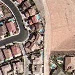 Tony Fredianelli's House (Yahoo Maps)