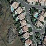 Paige O'Hara's House (Yahoo Maps)