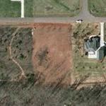 Brian Vickers' House (Yahoo Maps)