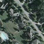 Aretha Franklin's House (Yahoo Maps)