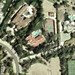 Alex Van Halen's House (Yahoo Maps)