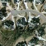 Andruw Jones' House (Yahoo Maps)