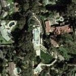 Martin Gore's House (Yahoo Maps)