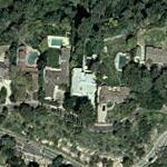 Susan Sullivan's House (Yahoo Maps)