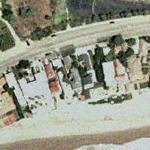 Mel Brooks' House (Yahoo Maps)