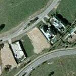 Drew Bledsoe's House (Yahoo Maps)