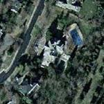 Keith Urban & Nicole Kidman's House (Yahoo Maps)