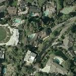 Shirley Jones' House (Yahoo Maps)