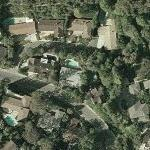 Richard Pryor's House (former) (Yahoo Maps)