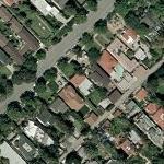 Valerie Harper's House (Yahoo Maps)