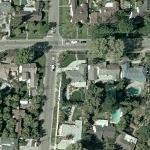 David Lander's House (former) (Yahoo Maps)