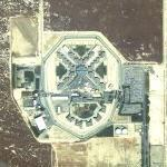 Kern Valley State Prison (Yahoo Maps)