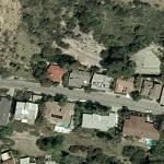 Emmanuelle Vaugier's House (Yahoo Maps)