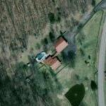 Scott Hendricks' House (Yahoo Maps)