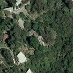 Brent Bolthouse's House (Yahoo Maps)