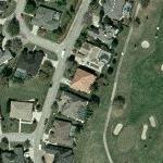 Andy Bean's House (Yahoo Maps)
