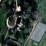 Robert Duvall's House (Yahoo Maps)