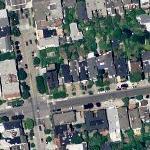 Winona Ryder's House (Yahoo Maps)