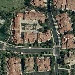 Ken Belanger's House (Yahoo Maps)