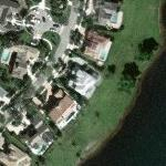 Hank Aaron's House (Yahoo Maps)