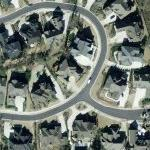 Jamal Lewis' House (Yahoo Maps)