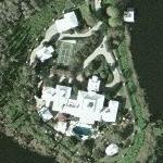 David Siegel's House (Yahoo Maps)