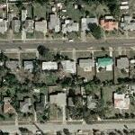 Aaron Kamin's House (Yahoo Maps)