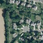 David Ragan's House (Yahoo Maps)