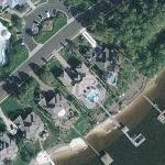 Paul Menard's House (Yahoo Maps)