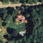 Susan Saint James & Dick Ebersol's House (Yahoo Maps)