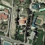 Casper Van Dien & Catherine Oxenberg's House (Yahoo Maps)