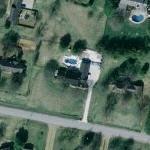 Jeffrey Steele's House (Yahoo Maps)