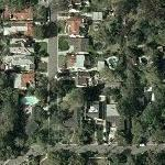 Mike Malinin's House (former) (Yahoo Maps)