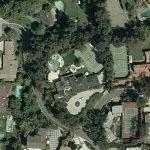 Sammy Davis, Jr.'s House (former) (Yahoo Maps)