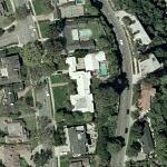Walter Matthau's House (former) (Yahoo Maps)