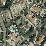 Danny Kaye's House (former) (Yahoo Maps)