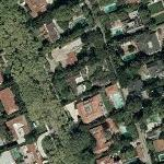 Valerie Harper's House (former) (Yahoo Maps)