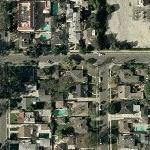 Nicholle Tom's House (Yahoo Maps)