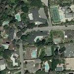 Priscilla Presley's House (Yahoo Maps)