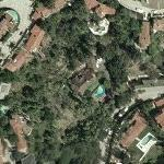 Hugh Laurie's House (Yahoo Maps)